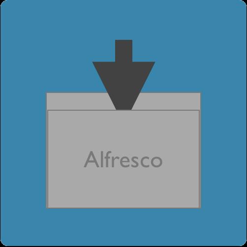 "ic-solution Kofax AddOn ""Export Connector Alfresco"""